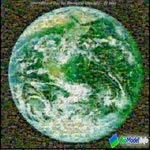 Earth Biodiversity mosaic, International day of biodiversity