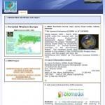 Ukraine's title page at CEUBIOM-web