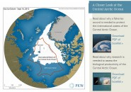 New Bio Mapping of the Central Arctic Ocean